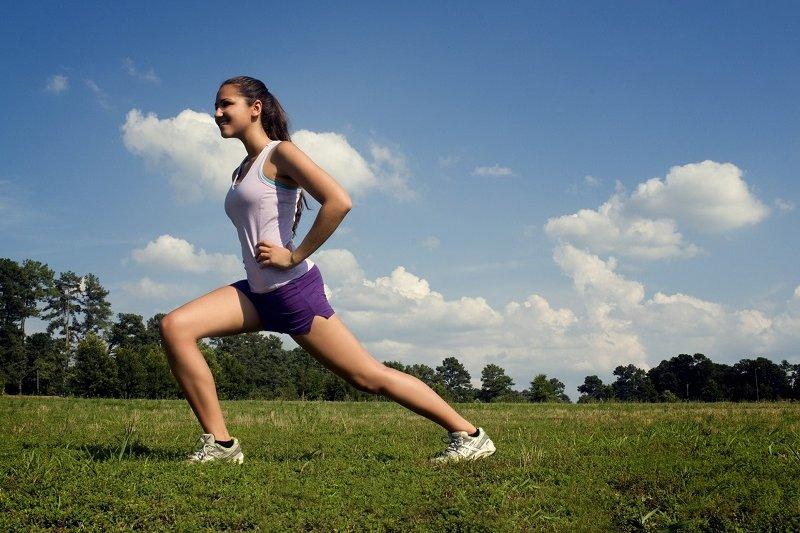 「怕腿變粗」是女生不想跑步的原因之一。(圖/axelle b@publicdomainpictures)