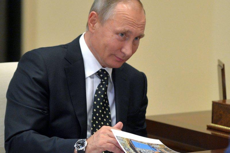 俄國總統普京。(美聯社)