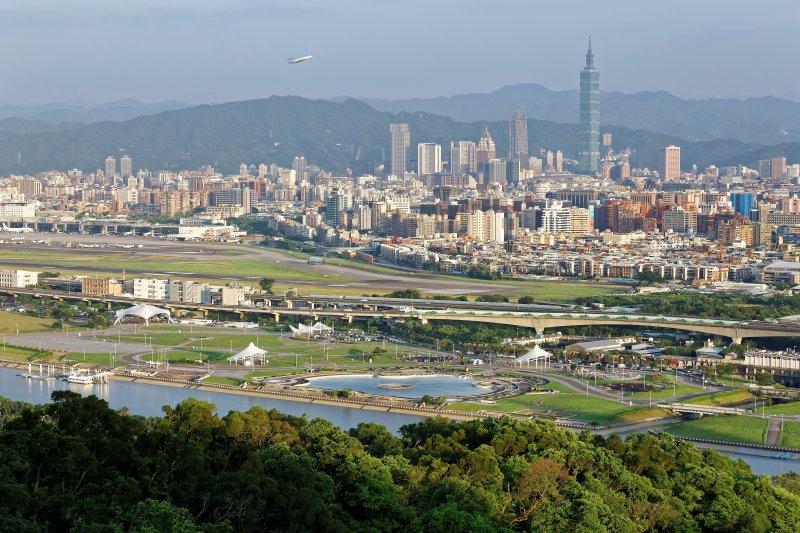 臺北市政府提出「松機地區再生計畫」卻多受輿論批評。(圖/方寸文創提供)