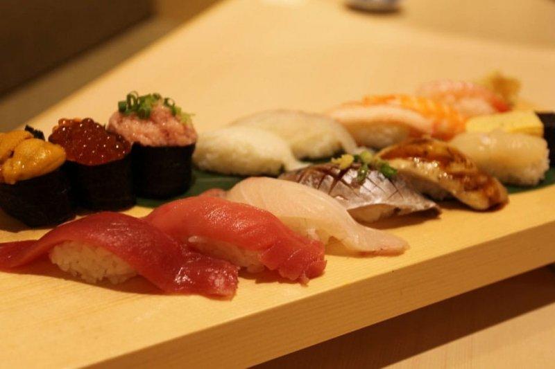 來到日本,怎麼可以不吃這些美食?(圖/MATCHA)