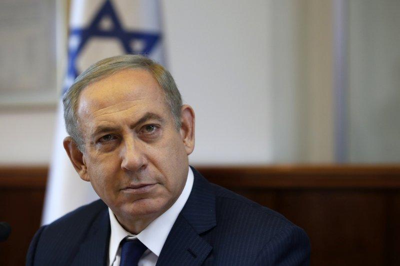 以色列總理納坦雅胡(Benjamin Netanyahu)捲入潛艦購買案黑箱作業醜聞(AP)