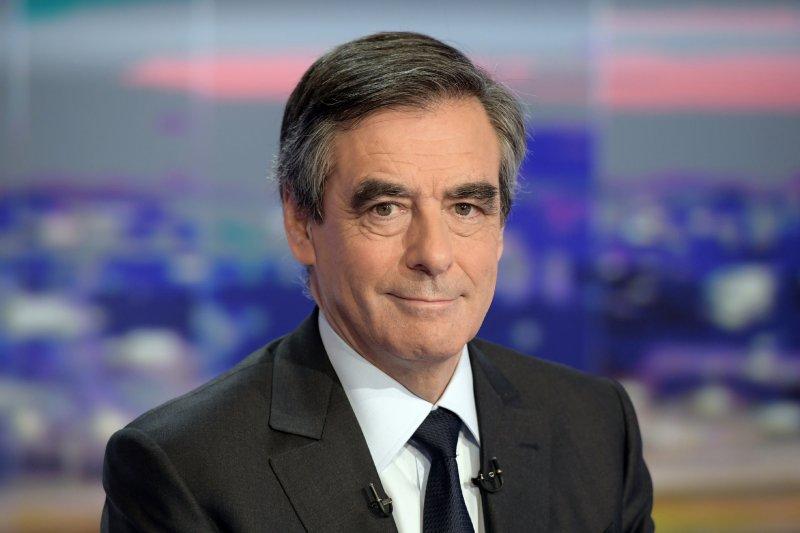 法國共和黨總統初選黑馬、前總理費雍(François Fillon)(美聯社)