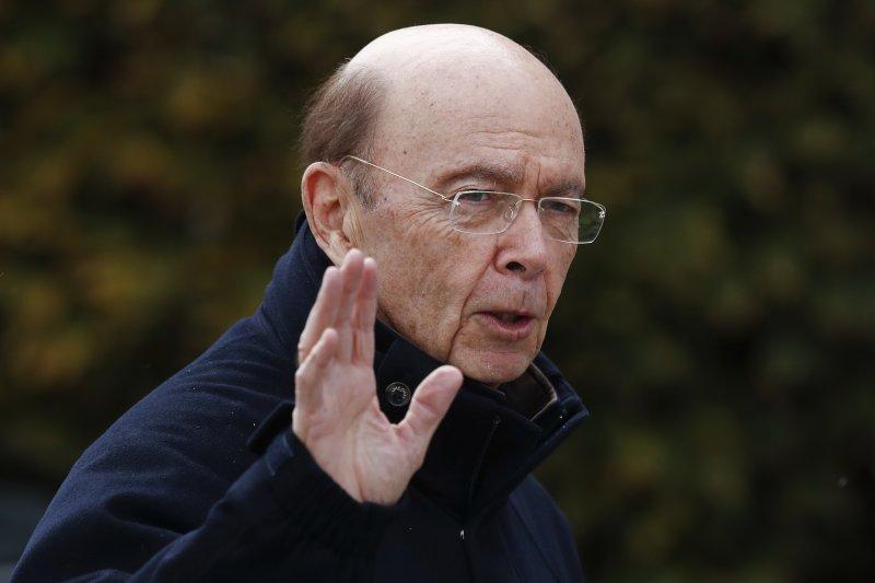 可望在川普新政府出任商務部長的億萬富豪羅斯(Wilbur Ross)(AP)