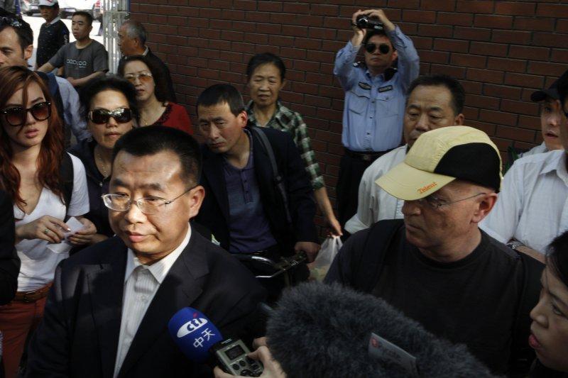 中國維權人士江天勇自11月22日「失聯」迄今。(AP)