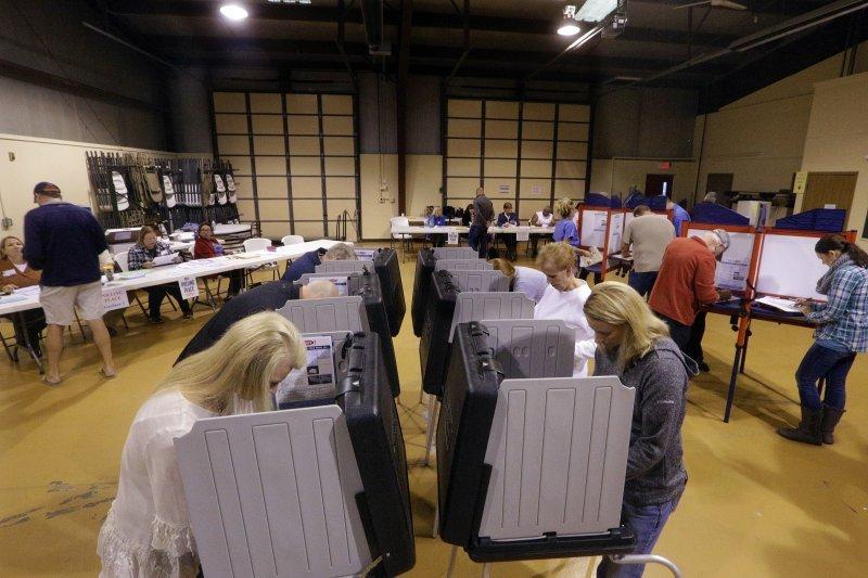 美國綠黨總統候選人史坦向威斯康辛州申請重新計票(美聯社)