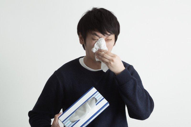 鼻塞補充維生素D有用嗎?(圖/すしぱく@pakutaso)