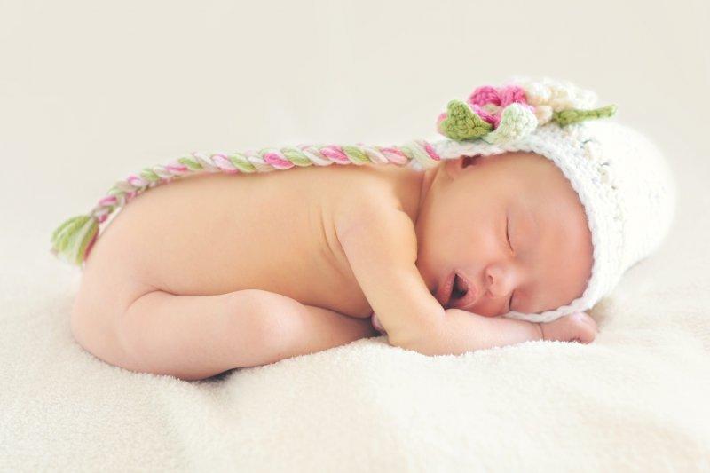 嬰兒便便因為雙叉乳酸桿菌多,所以不太臭。(圖/TawnyNina@pixabay)