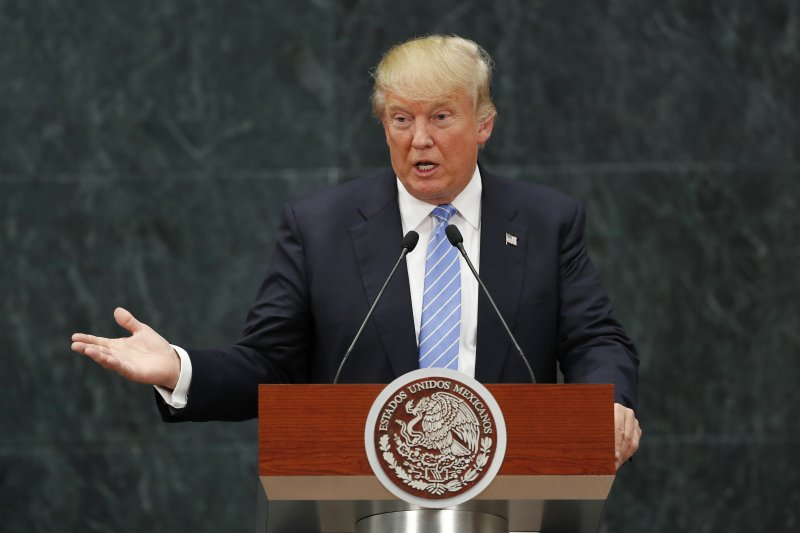 美國總統當選人川普。(美聯社)