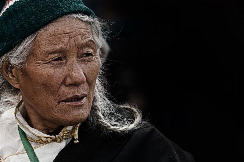 老年一定要注重蛋白質的攝取與肌肉的鍛鍊。(圖/smokefish@pixabay)
