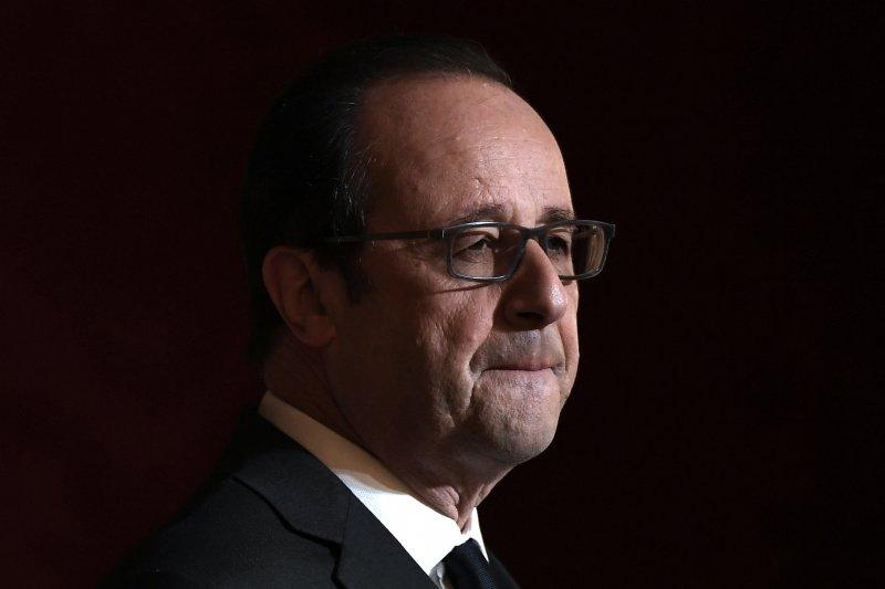 法國總統奧朗德。(美聯社)