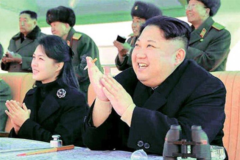 金正恩的妻子李雪主在神隱9個月後,終於在北韓官媒現身。