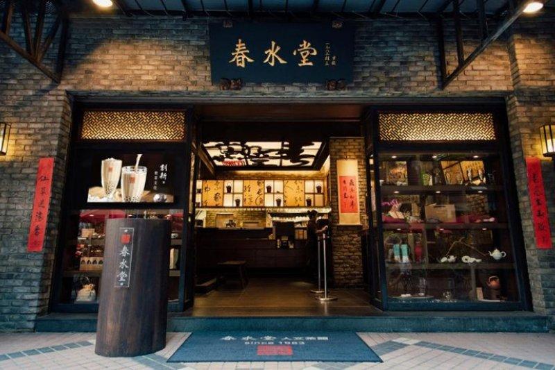 春水堂如何從30年前的小小店面,成為現在在亞洲多國開設分店的飲料霸主?(圖/春水堂 Chun Shui Tang@facebook)