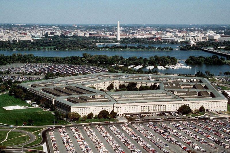 美國國防部五角大廈。(wikipedia/public domain)