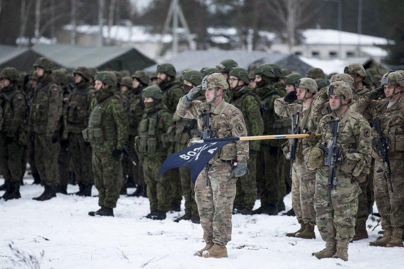 美國陸軍軍營。(美聯社)