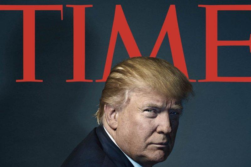 美國總統當選人川普(AP)