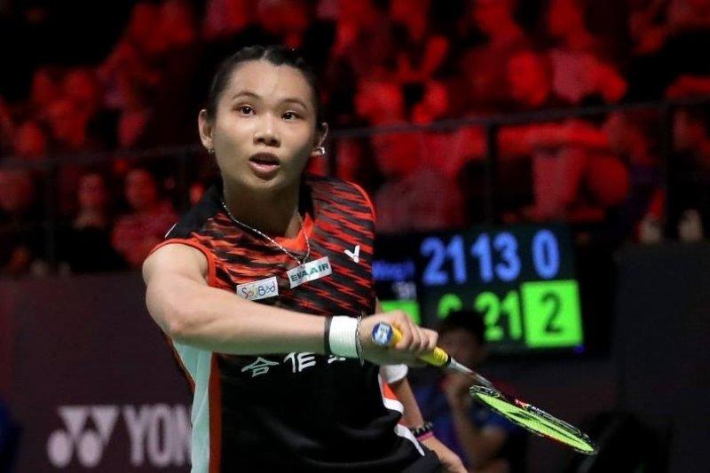 台灣也有許多女性在運動場上發光發亮!圖為登上世界球后的台灣羽球女將戴資穎。(圖/取自BWF World Superseries)