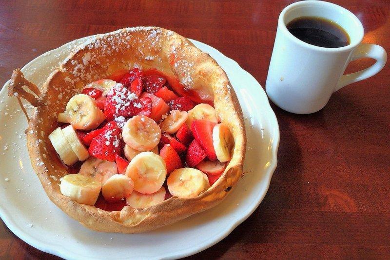 出國旅遊,早餐吃飽才有力氣玩!(圖/FAST JAPAN提供)
