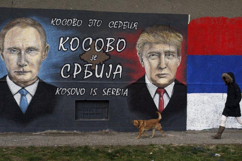 美國總統當選人川普與俄羅斯總統普京惺惺相惜(AP)