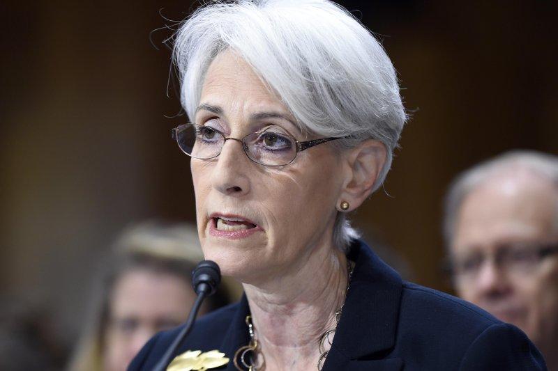 2016年美國民主黨總統候選人希拉蕊的重要幕僚謝爾曼(Wendy Sherman)(AP)
