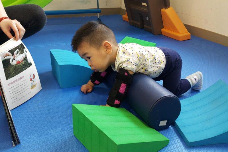 心路基金的宗旨是「以一顆父母的心,陪心智障礙孩子走長長一生的路」。(心路基金會提供)