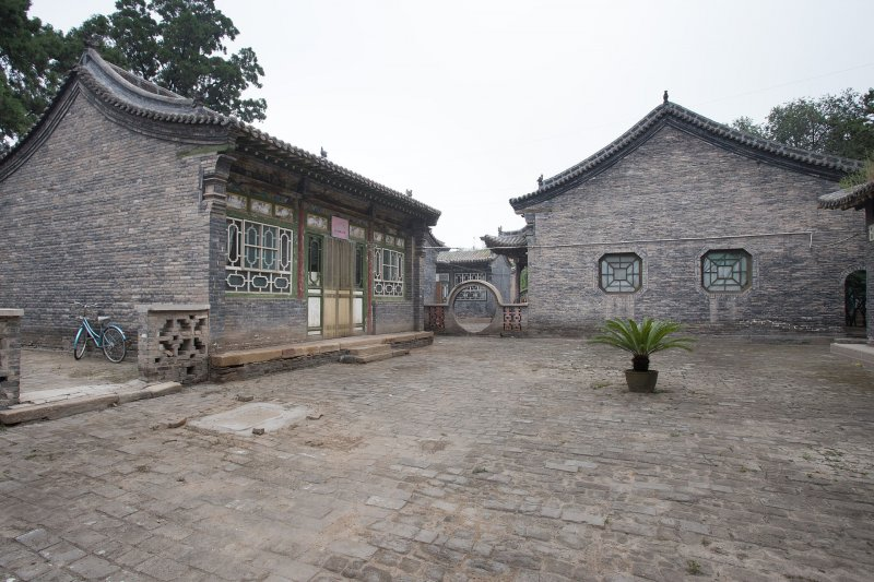 山西銘賢學校舊址。(Zhangzhugang@Wikipedia/創用CC 姓名標示-相同方式分享 3.0)