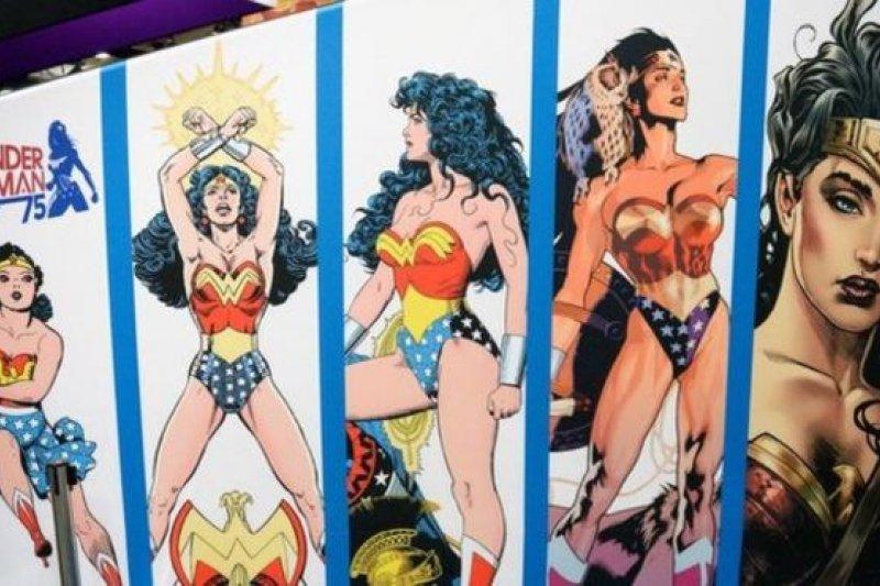漫畫書出版商表示,原本聯合國徵召「神力女超人」,是計劃作為2017年婦女與女孩的女權運動象徵。(BBC中文網)