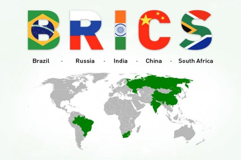 金磚五國(BRICS)中,巴西經濟表現持續低迷。(圖/擷取自brics-info)