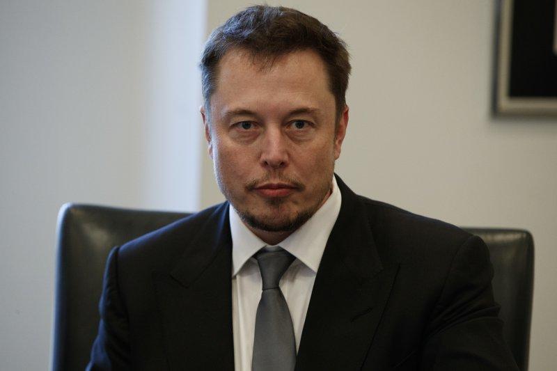 特斯拉執行長馬斯克,堪稱公司最佳代言人(AP)