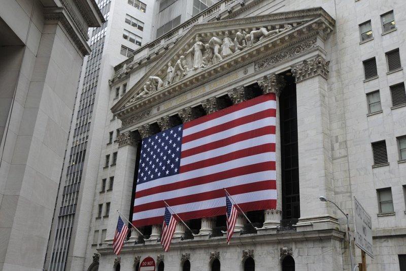 美國紐約證交所(取自Pixabay)