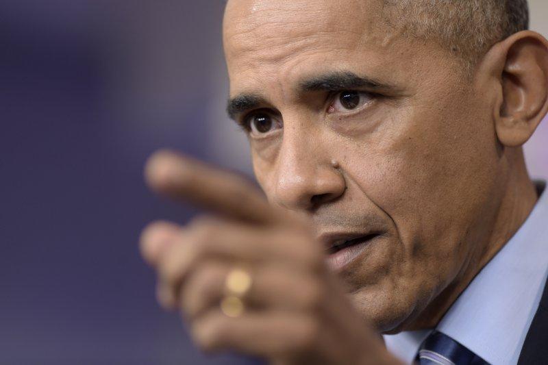 歐巴馬告誡川普,推翻「一個中國」政策前應思考有何後果。(美聯社)