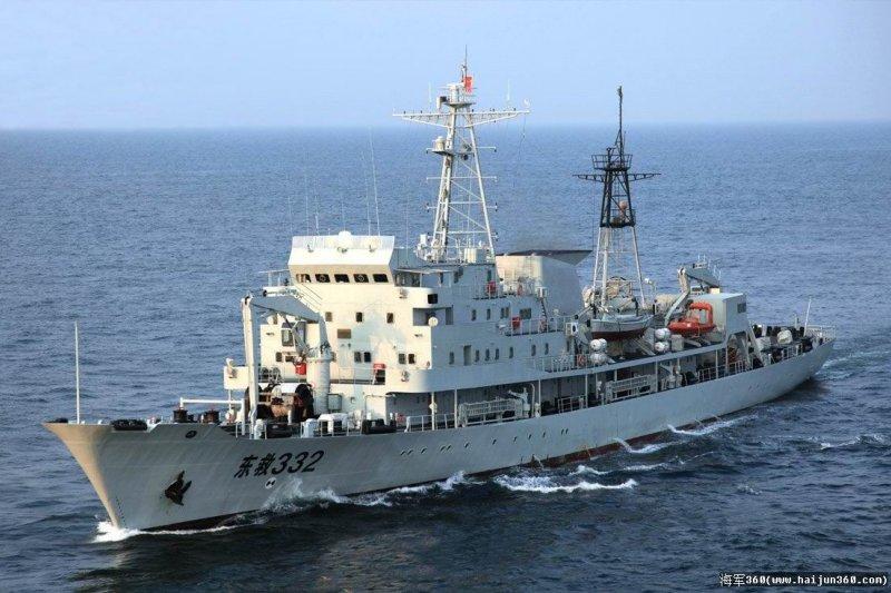 922-III型打撈救生船。(翻攝網路)