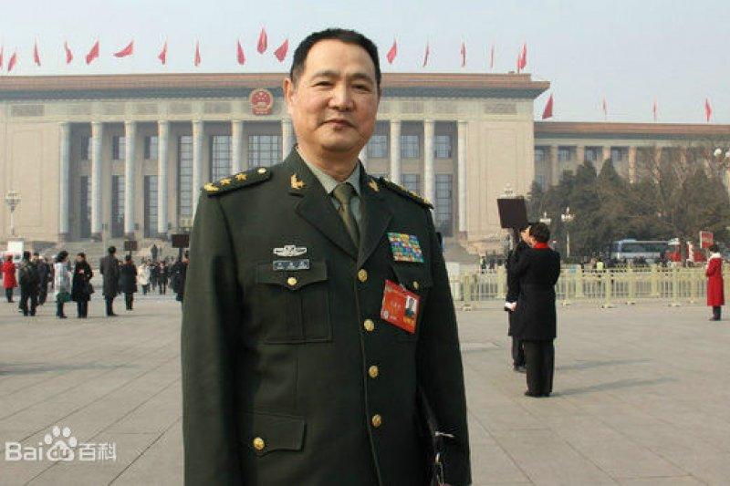 前中國南京軍區副司令、退役中將王洪光於昨(17)日在「2017環球時報年會」上表示,2020年前軍事衝突是肯定的,2020年前後要爆發台海戰爭,很可能一舉奪取台灣。(資料照,取自百度百科)