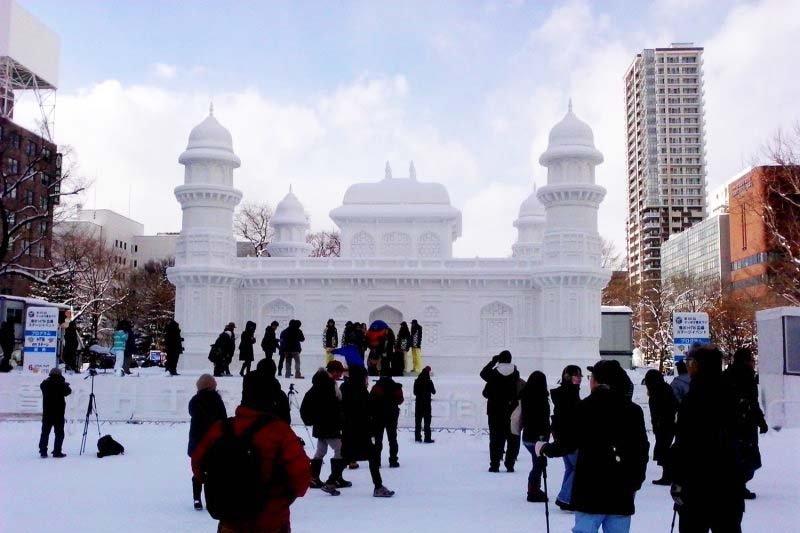 札幌雪祭即將展開!今年的雪雕、冰雕一樣相當精彩,計畫去北海道旅行的你,千萬不能錯過一年才一次的雪祭!(圖/MATCHA提供)