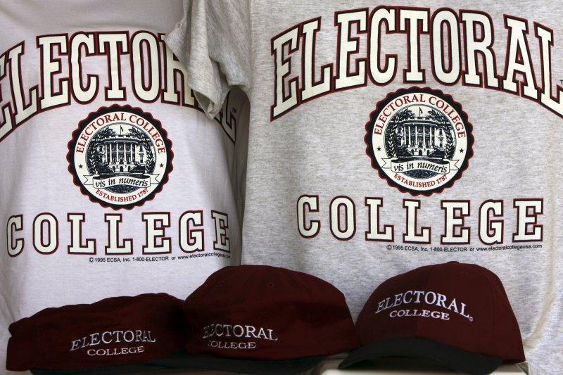 美國選舉人團投票結果出爐後,準總統川普才算正式當選(AP)