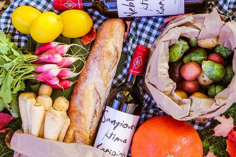 七種和紅酒非常搭的蔬菜!(圖/Gregory Bourolias@Unsplash)