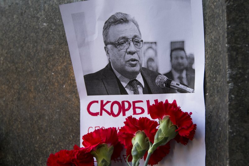 俄羅斯駐土耳其大使卡洛夫遭槍擊身亡,但土俄關係並沒因此受挫,反而更加緊密(AP)