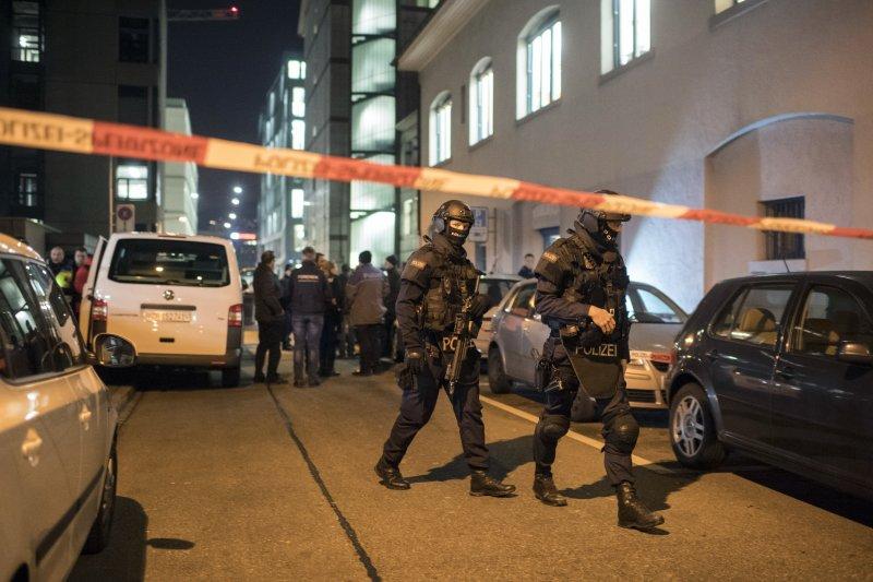 瑞士最大城市蘇黎世一座清真寺也發生19日發生槍擊事件,至少3人受傷(AP)