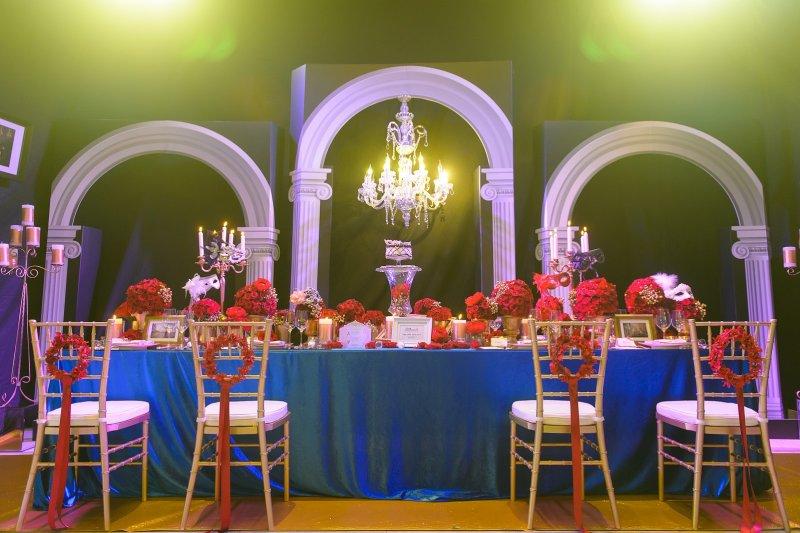 打定主意要結婚,接下來當然就是打造夢中的婚禮了!(圖/新娘物語雜誌提供)