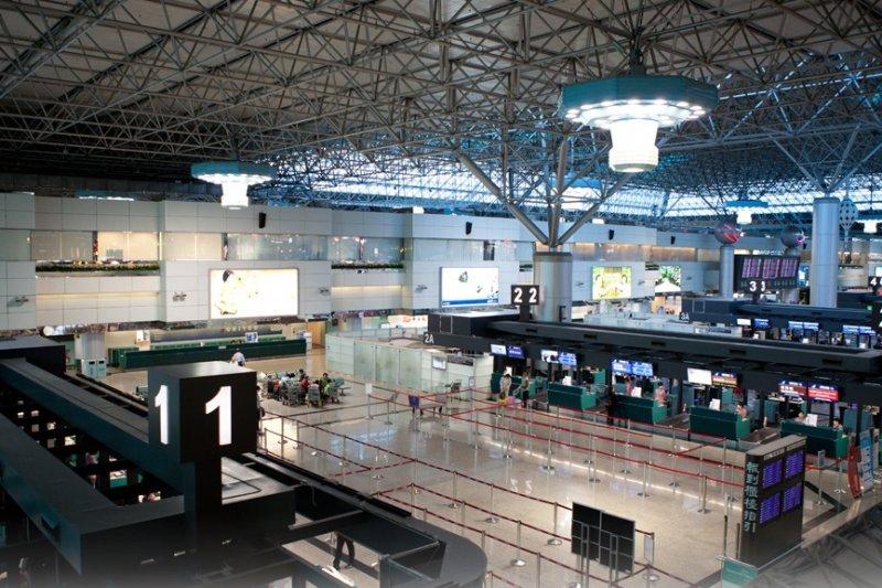 隨著客運量不斷突破新高,桃園機場將有望成為A級國際機場。(圖/擷取自桃園機場)