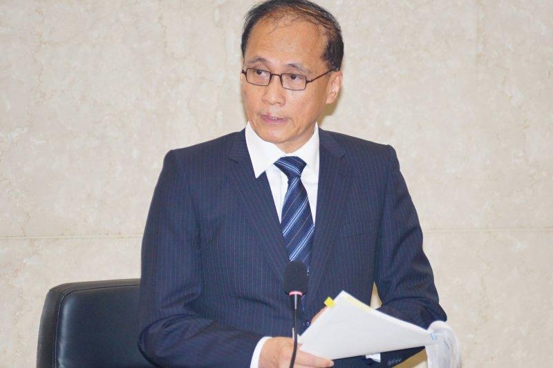 20161223-監察院巡察行政院,林全發表簡報。(盧逸峰攝)