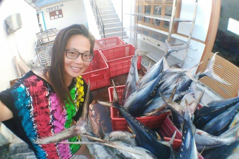 漁業,曾經是馬爾地夫最主要的經濟產業。(圖/作者提供)