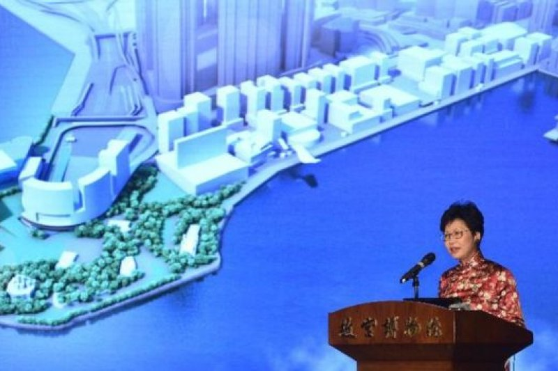 香港故宮文化博物院不是故宮在香港的分館,資金由香港賽馬會資助。(BBC中文網)