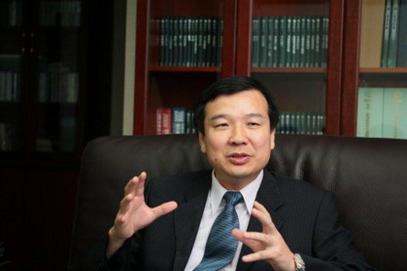 總統蔡英文已決定提名考試院保訓會主委李逸洋,出任考試院副院長。(取自內政部)