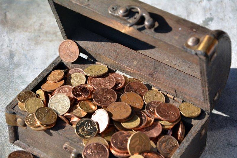 新的一年,該怎樣才能賺大錢?(圖/Agnali@pixabay)