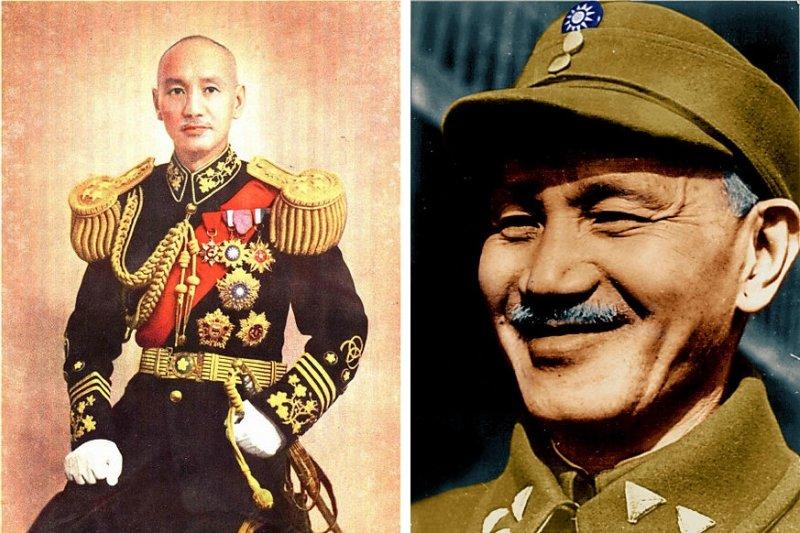 如果我們沒有辦法接受希特勒和納粹,那又為什麼能夠忍受蔣介石和國民黨?(圖/wikimedia commons)