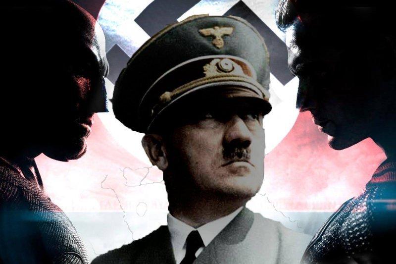電影《希特勒回來了》,是對納粹的極佳反思...(圖/Catchplay Classics@facebook)
