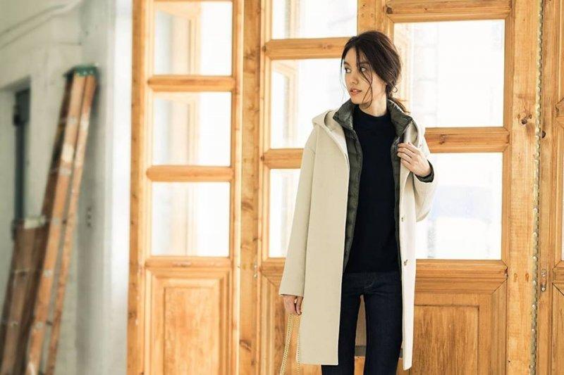 在選擇衣服剪裁形狀、顏色和髮型時,注意五行的配合,就能讓您看起來更完美(圖/Uniqlo Japan@facebook)