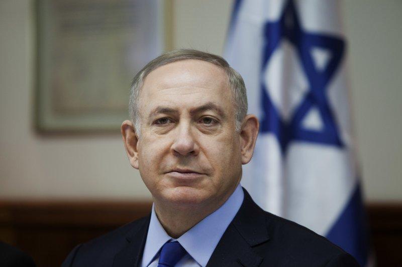 以色列總理納坦雅胡對美國棄權一事強烈憤怒,批美國策動決議。(美聯社)