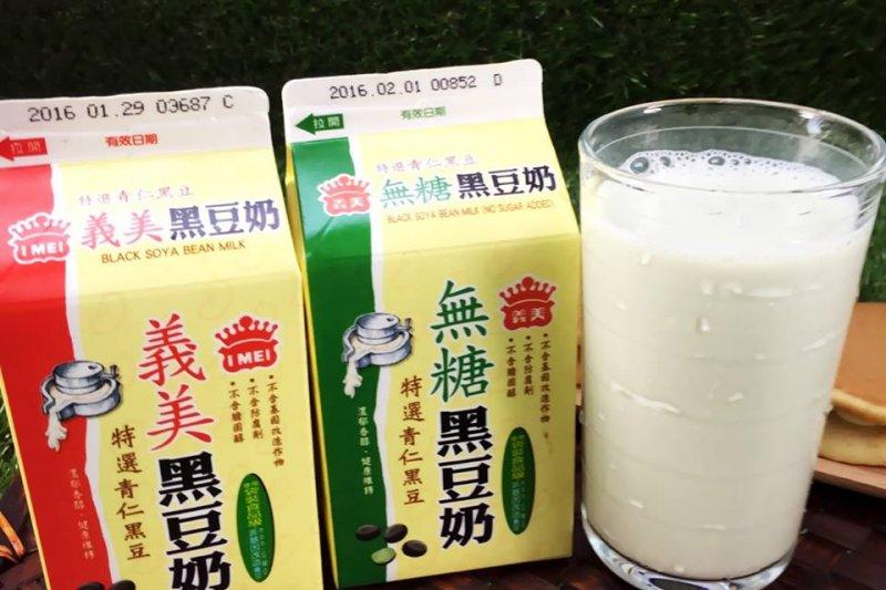 義美宣布將以兩倍的錢買本土黃豆,以支持台灣農業。(圖/ 全家FamilyMart@facebook)