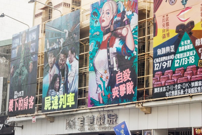 台南全美戲院歷經三代,仍堅持自己信念在台南城區中屹立不搖(圖/Vstory提供)